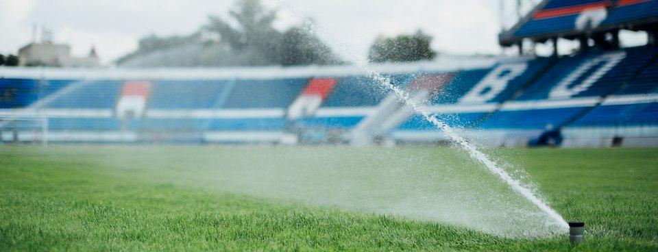 Системы полива газона и автополива газона в Воронеже.