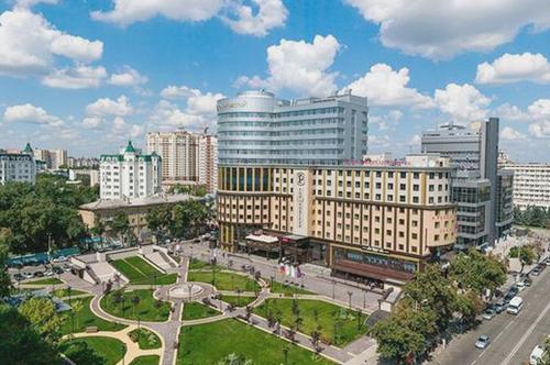 романовский сквер